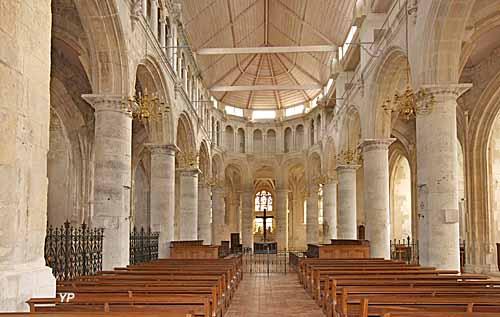 Abbaye Notre-Dame-Du-Pré