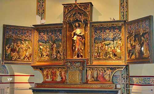 Ancienne commanderie - Chapelle Saint-Jean