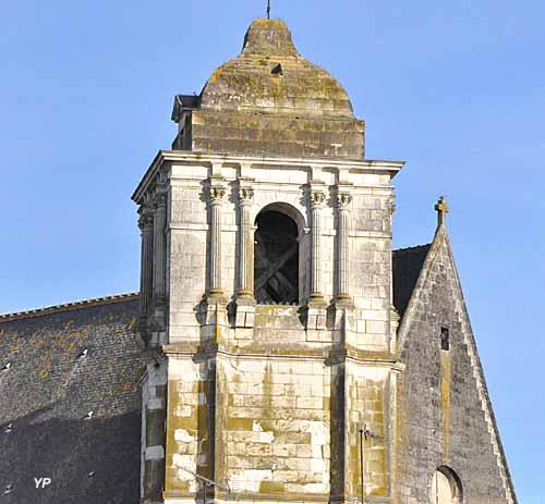 Église Saint-Florentin - Espace Henri d'Orléans