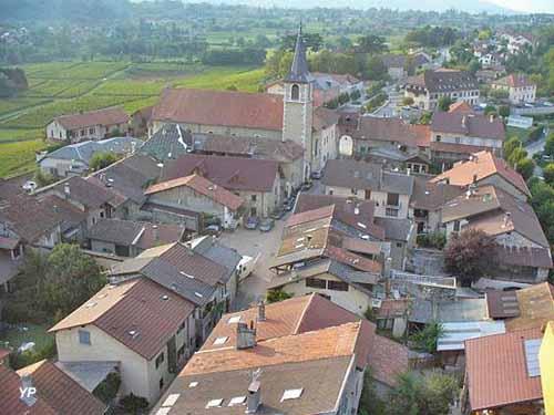 Bourg médiéval