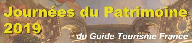 Journées du Patrimoine - Retour à la page d'accueil