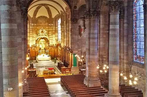 Abbatiale Saint-Nabor