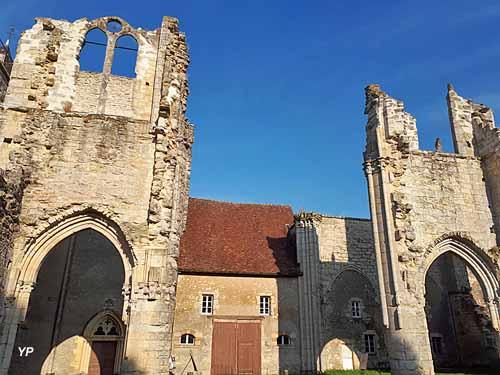 Abbaye Notre-Dame de l'Épeau