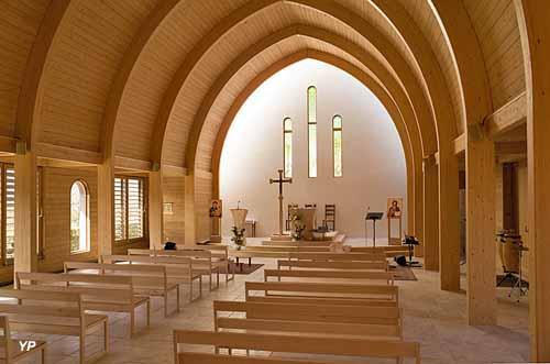 Abbaye Notre-Dame-de-Vive-Fontaine d'Andecy
