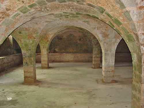 Aqueducs souterrains de Mennecy
