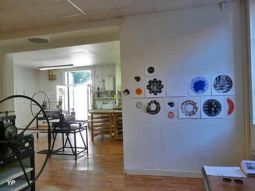 Atelier Alma Maison de l'Estampe des Grands Moulins