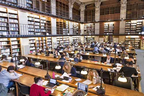 Bibliothèque universitaire des Sciences de l'Homme