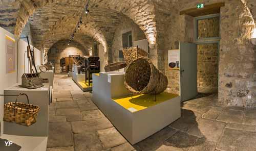 Castanea, espace découverte de la châtaigne d'Ardèche