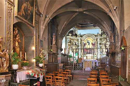 Chapelle Saint-Aurélien