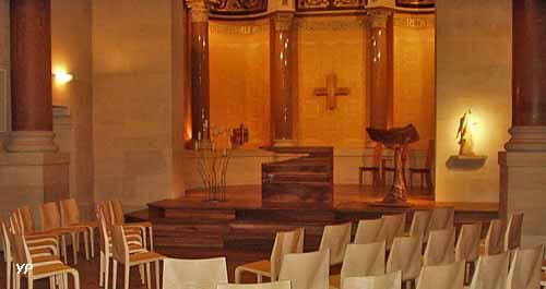 Chapelle des Sœurs Auxiliatrices