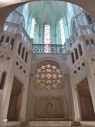 Chapelle des Ursulines (ancien Musée des Beaux-arts)