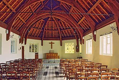 Chapelle Victoria - Église Réformée de France