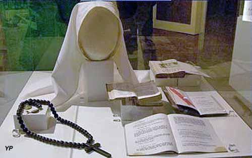 Chapelle de la Visitation et Exposition : Les visitandines en leur demeure