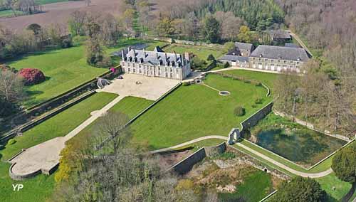 Château de Catuélan et son parc