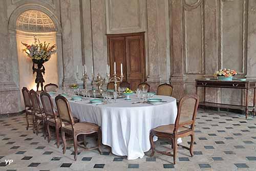 Château de Quintin - salle à manger