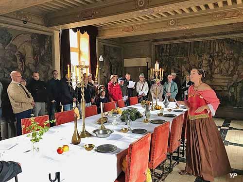 L'art de table à la Renaissance