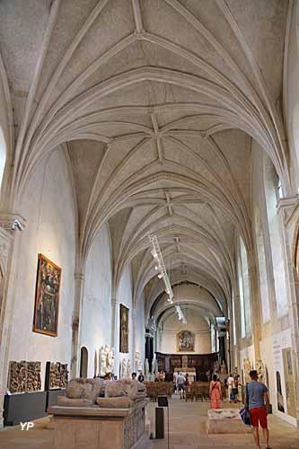 Église des Cordeliers - chapelle Ducale