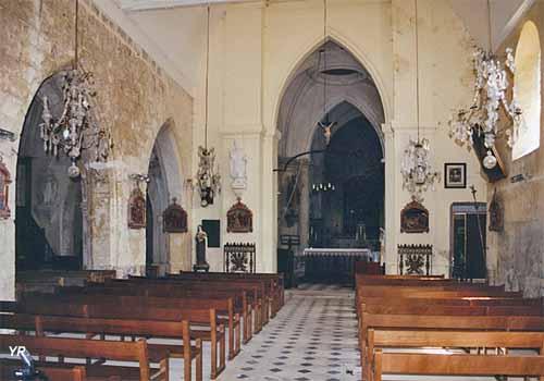 Église d'Hénonville