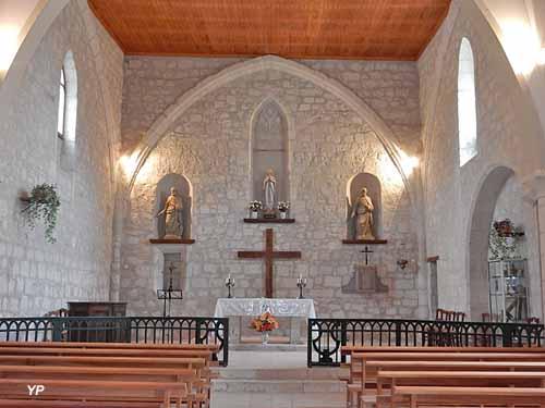 Église de Roubillous