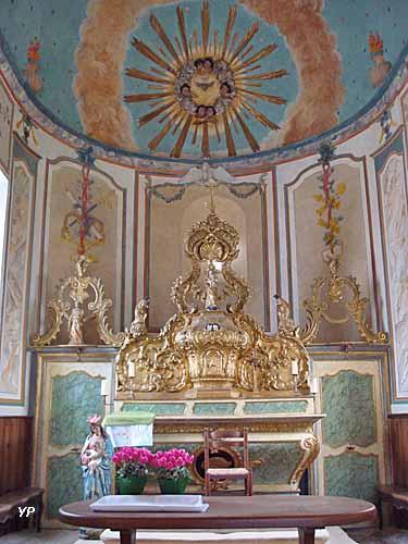 Église Saint-Caprais