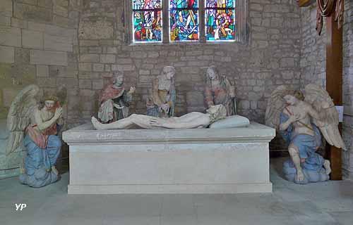 Église Saint-Didier - Mise au tombeau