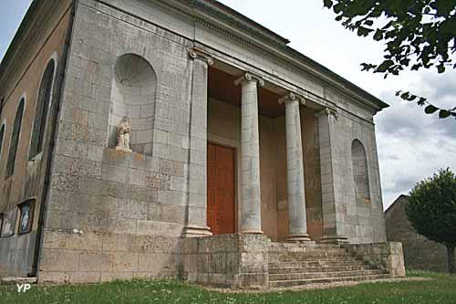 Église Saint-Didier de Frettes