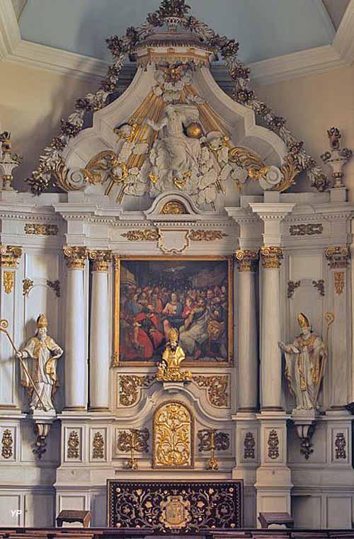 Église Saint-Vaast
