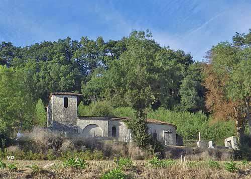 Église Sainte-Raffine de Gaujac