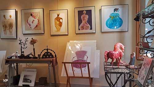 Galerie du Faune - atelier Cegede