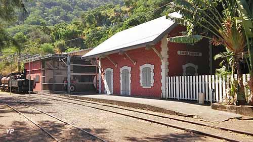 Gare ferroviaire de La Grande Chaloupe