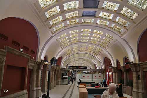 Gare SNCF de Metz