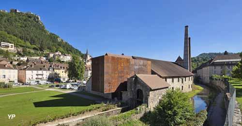 Grande Saline - Musée du Sel de Salins-les-Bains