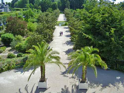Jardin Botanique de Tours - Grande allée