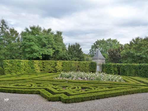 Jardins de la Muette, manoir et parc