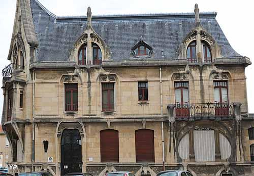 Maison Bergeret Université Nancy I