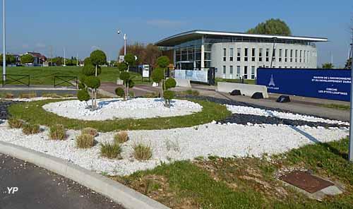 Maison de l'Environnement et du Développement Durable de l'aéroport Paris-Orly