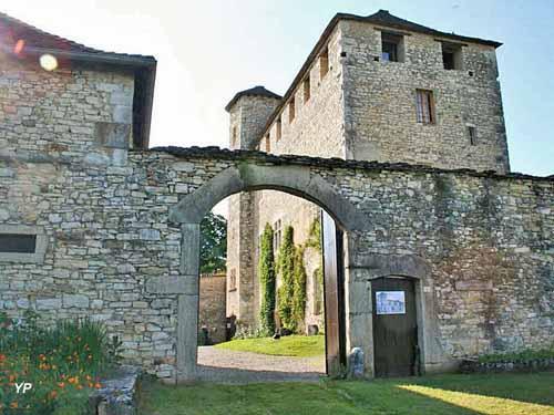 Maison forte de Montagnieu