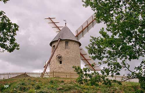 Moulin à vent de la Garenne