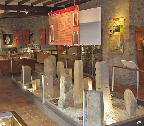 Musée Archéologique du Pègue