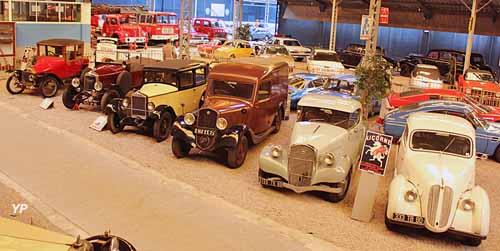 Musée Automobile Reims-Champagne