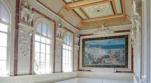 Musée des Beaux-Arts − Palais Longchamp