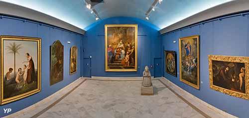 Salle des grands tableaux