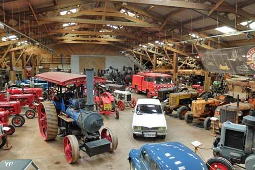 Musée Charolais du machinisme agricole