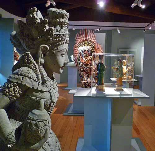 Musée des Civilisations - Salle figuration humaine