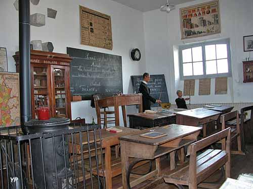 Musée Départemental de l'Ecole Publique