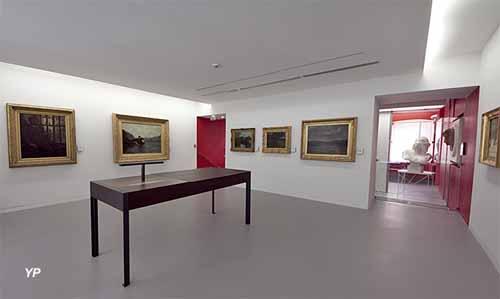 Musée départemental Gustave Courbet