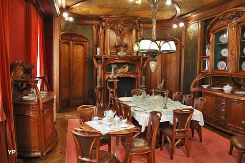 Salle à manger Masson (Eugène Vallin et Victor Prouvé)