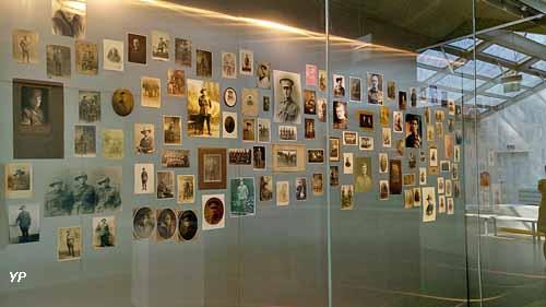 Musée Franco-Australien - Galerie de portraits