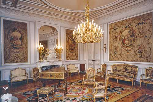 Musée Grobet-Labadié - salon