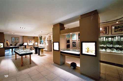 Musée Kiosque Peynet - Collection Gérard Vialet